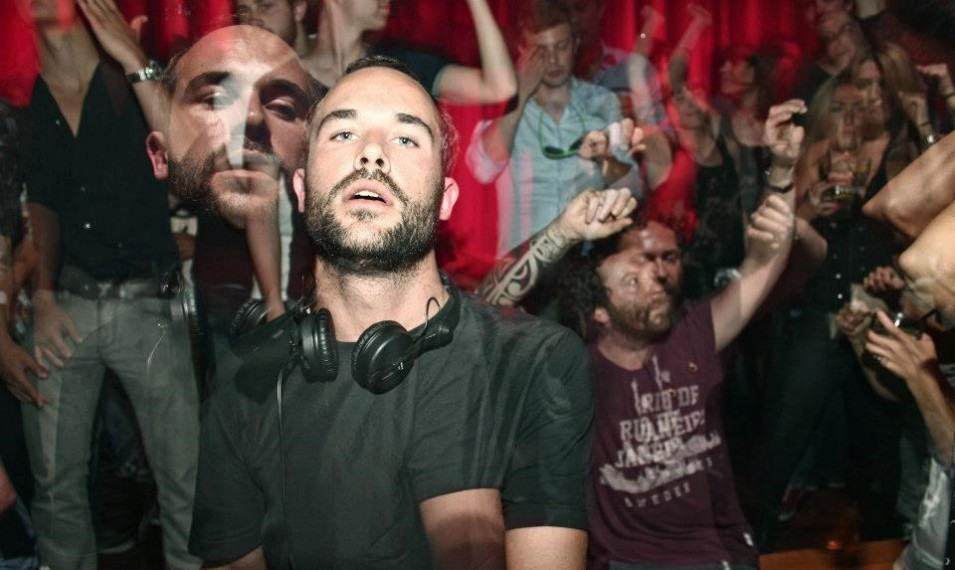 Mixtape Monday: Off Centre by Jan van Kampen