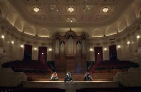 Everything sounds better at Het Concertgebouw