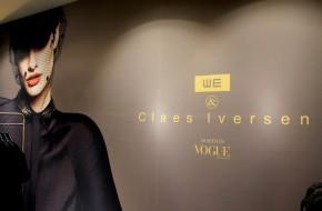 Claes Iversen x WE, a haute couture dress