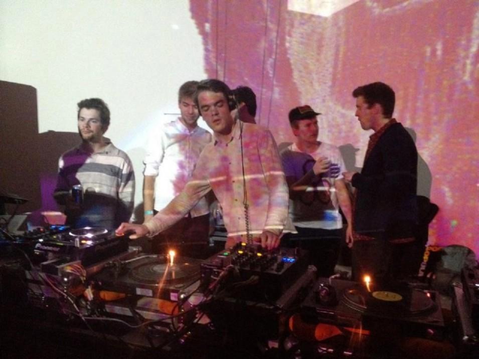 Mixtape Monday: 110 120 130 by Luc Mast