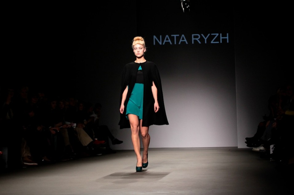 Amsterdam Fashion Week Day 4 - Nata Ryzh