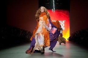 Amsterdam Fashion Week Day 1 - People Of The Labyrinths