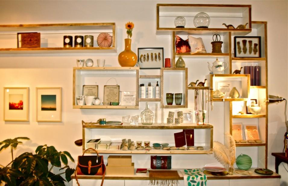 A cabinet of curiosities at ANNA+NINA