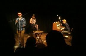 Revival of the readers: Music meets poetry in Perdu