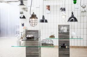 Blom & Blom revives forgotten German factory lamps