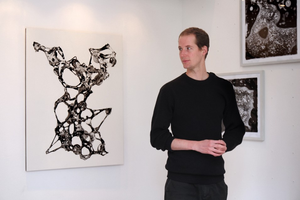 The artist's personality is key at Unruly Gallery