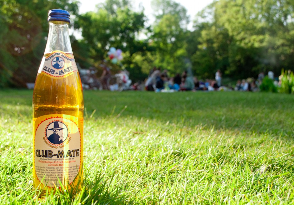Dorstlust and Club-Mate are ready for the festival season. Are you?