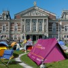 Het Concertgebouw will let you pitch your tent in their backyard for Robeco SummerNights