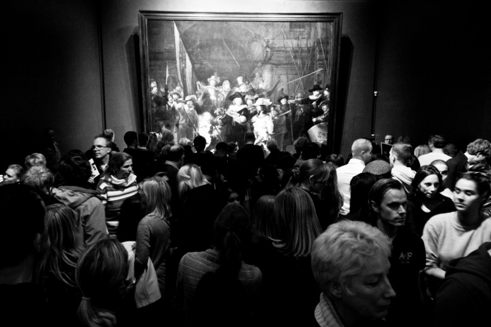 Eat, drink, dance and get cultivated at Museumnacht 2013 #2