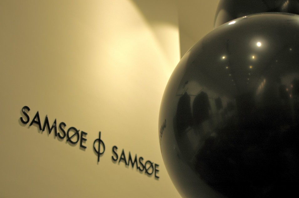 Get indulged at the new Samsøe & Samsøe store