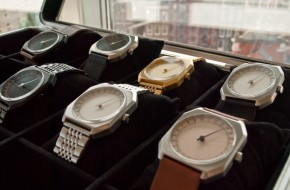Slow, the watch that doesn't just tell you the time
