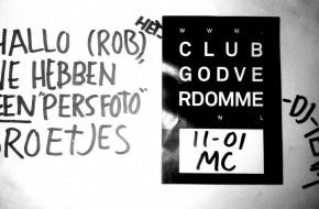 Mixtape Monday: GEEN GEZEIK, GEWOON DANSEN by HET GODVERDOMME DJ-TEAM