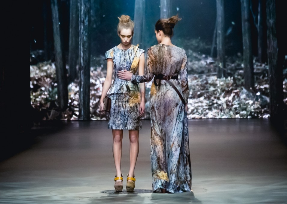 Amsterdam Fashion Week: Dorhout Mees, elegant and raw