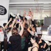 A 9-to-5 office bash at FreshCotton HQ