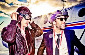 Reaching for the sky with Flight Facilities