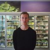 Local Rockstars: Frits Wentink hanging out at the freezer section