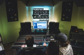 Converse Rubber Tracks pop-up studio is waiting for you