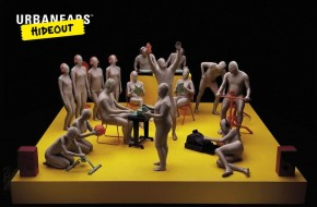 Survive ADE by retreating at Urbanears' Hideout