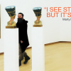 Marty Marn talks artistry and Isa Genzken's exhibtion at the Stedelijk