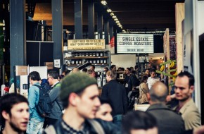Rethinking coffee at the Amsterdam Coffee Festival