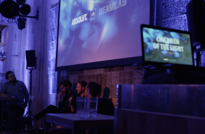 An in-depth look at visual arts at the Absolut BeamLab Bar