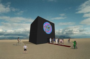Dadara's Solipmission explores and rethinks reality at Burning Man
