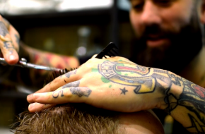 Immerse into barber's subculture with Barber Stories' mini-series