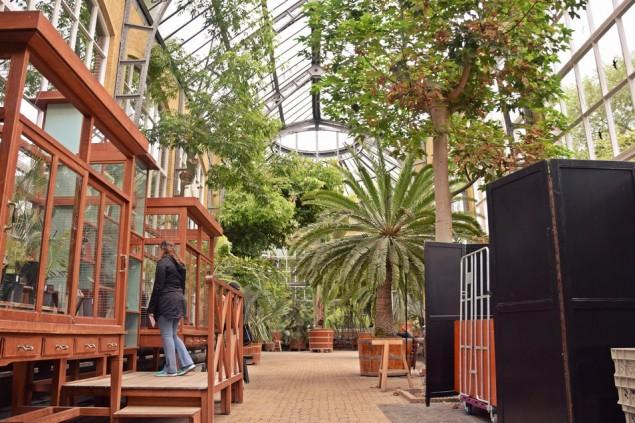 The Hortus Botanicus in twelve pictures
