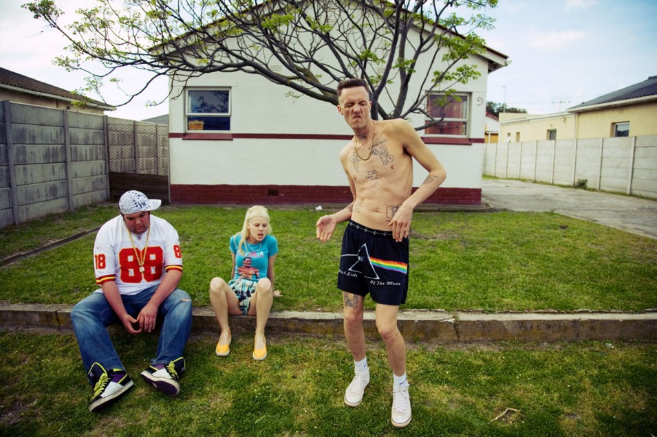 Die Antwoord brings the dirty raw side of South Africa to Amsterdam
