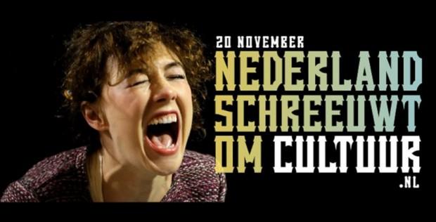 Nederland schreeuwt om cultuur