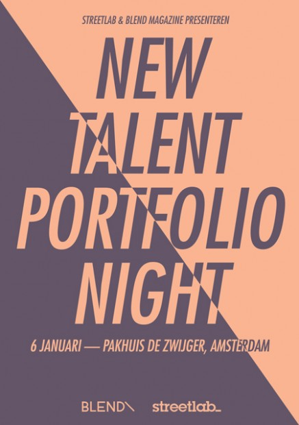 New Talent  Portfolio Night