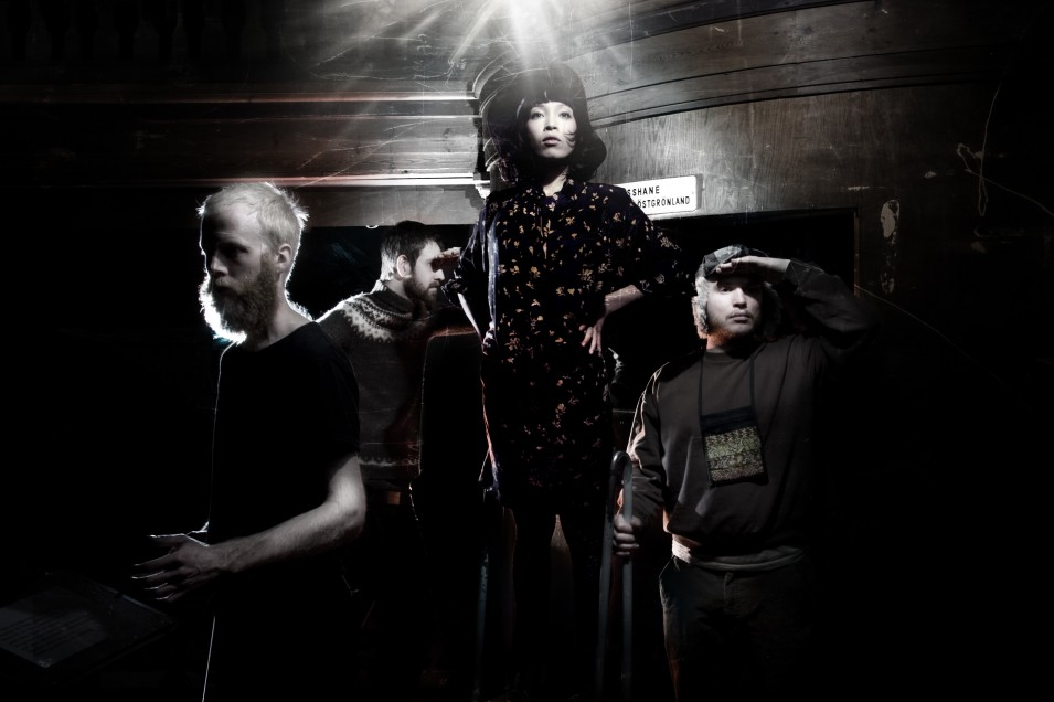 I'm there and you should be too: Little Dragon, The Soft Moon & Crystal Stilts