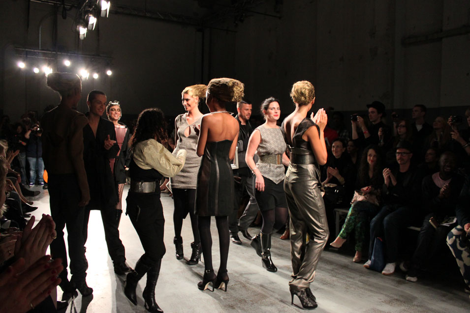 Amsterdam International Fashion Week Day 2 - Gomes ESSER