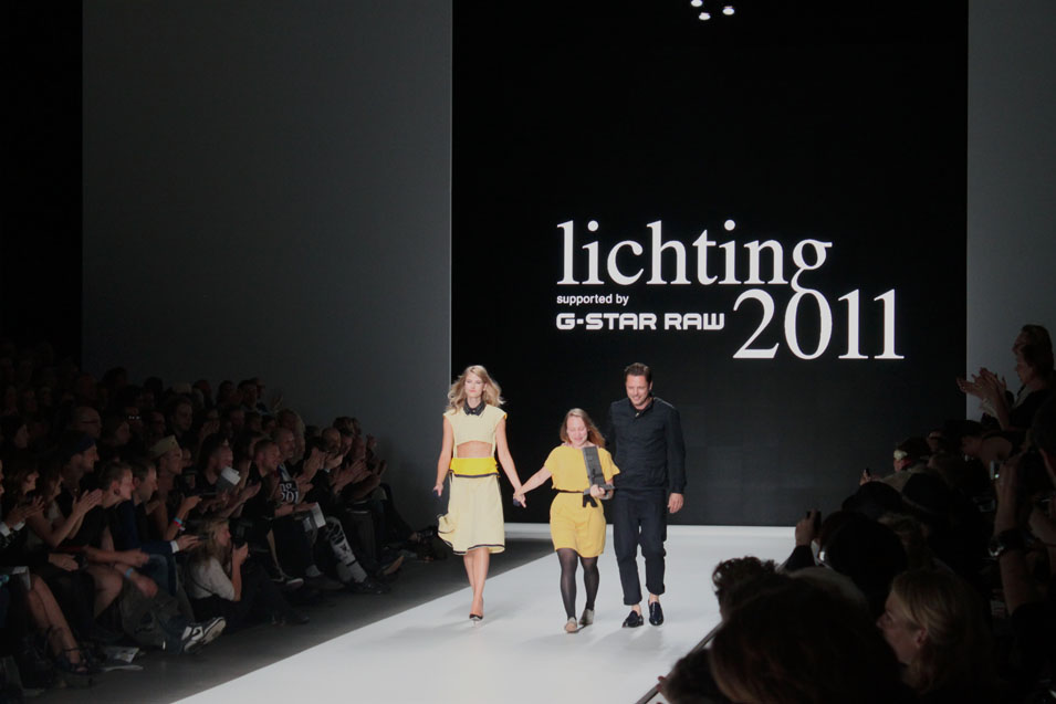 Amsterdam International Fashion Week Day 2 - Lichting 2011 supported by G-Star RAW