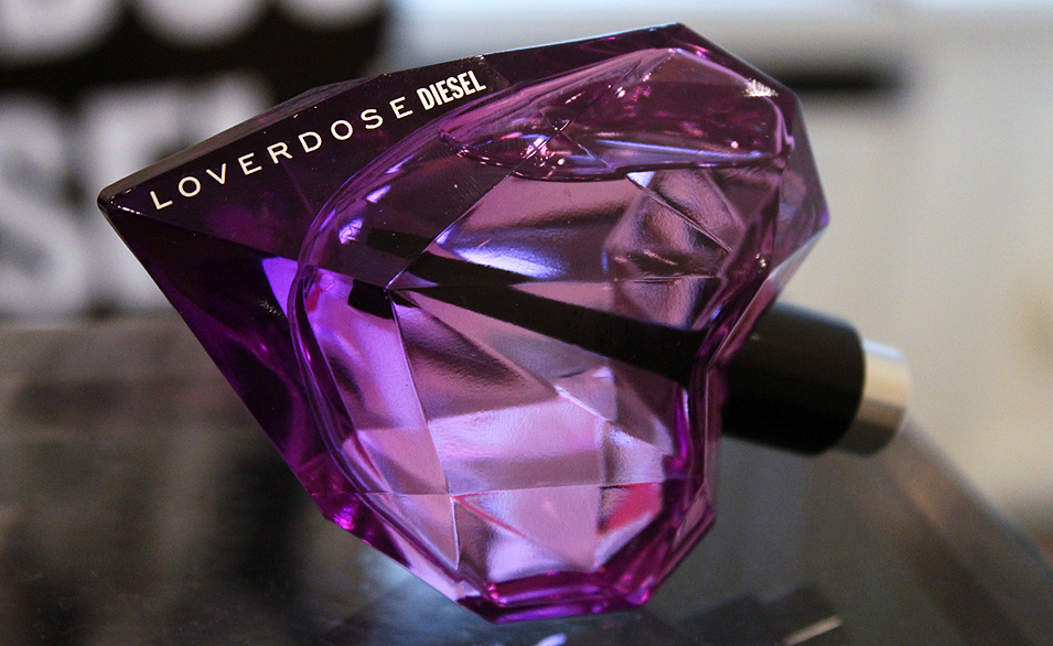 Fashion meets beauty with Diesel's introduction of fatal attraction in a bottle