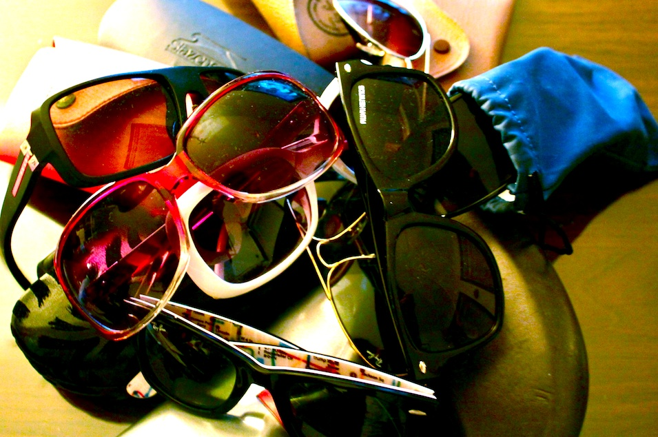 Sunglasses for a cause by Jorien Röling