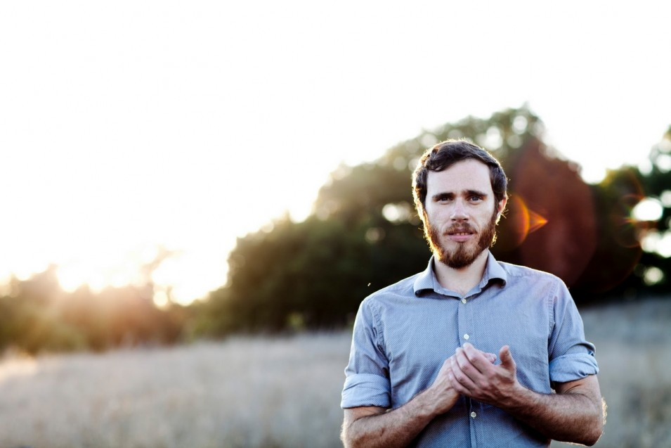 James Vincent McMorrow's white winter hymn