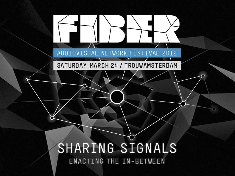 FIBER 2012 poster