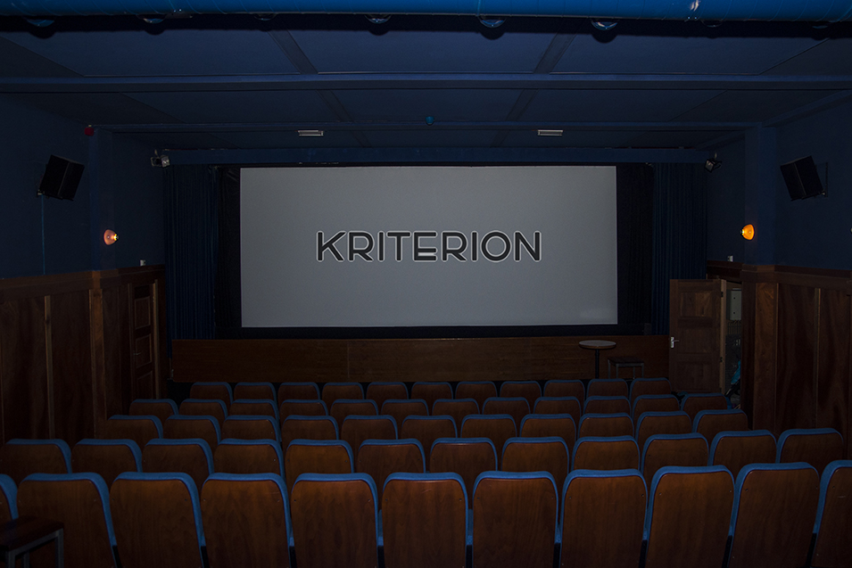 The underground film theater tour: Kriterion