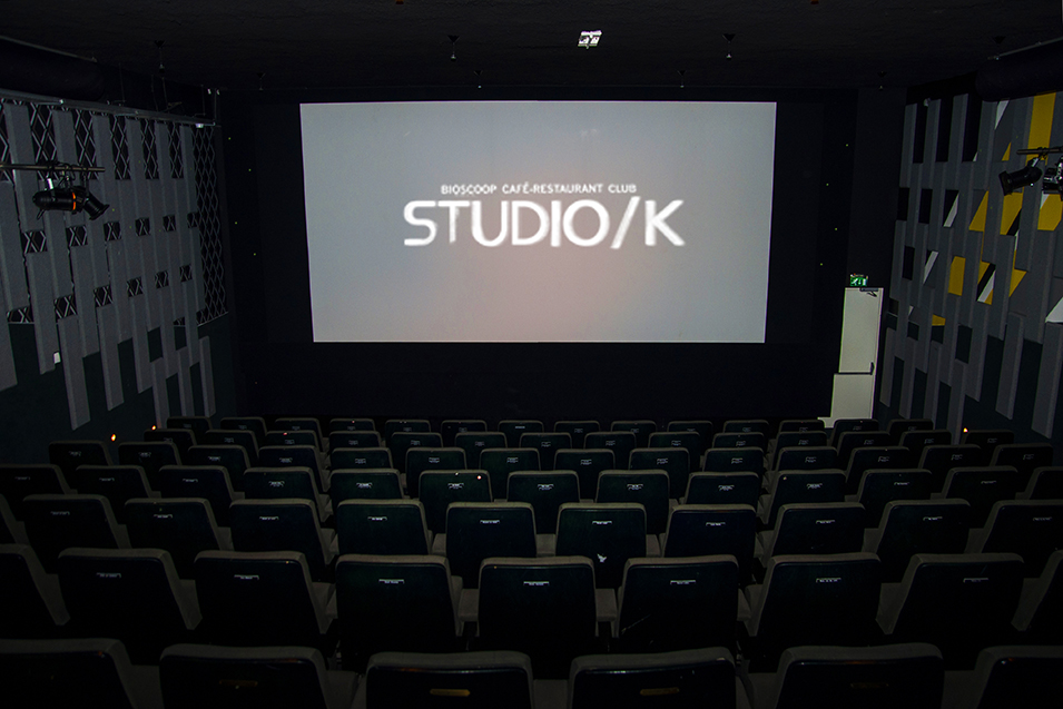 The underground film theatre tour: Studio K