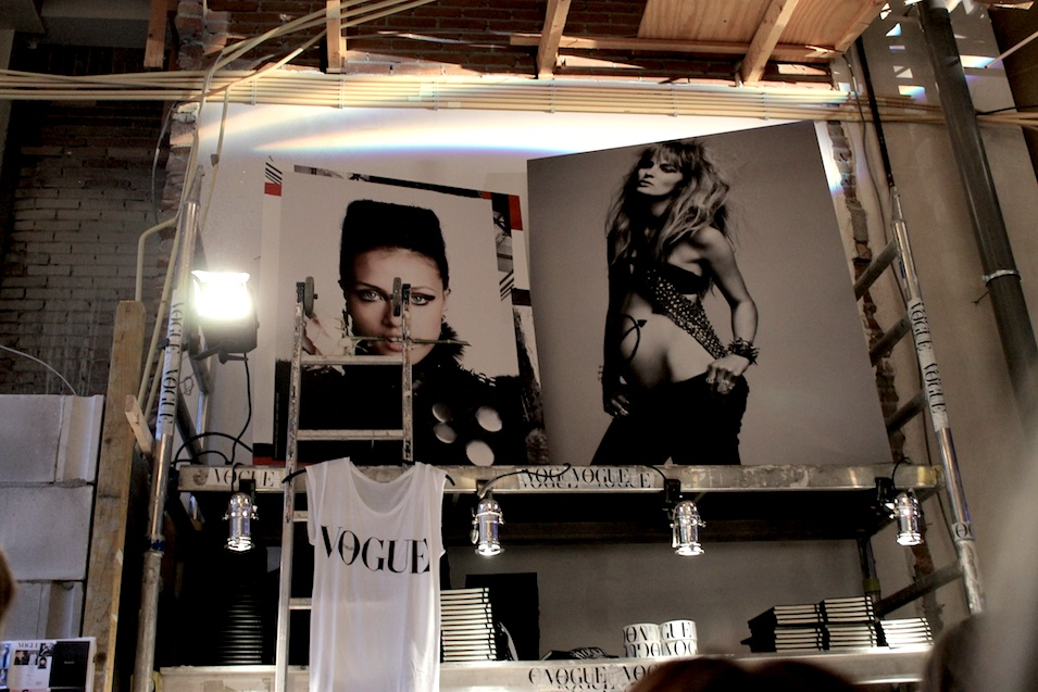 Vogue celebrates their Amsterdam presence at Vogue Fashion's Night Out