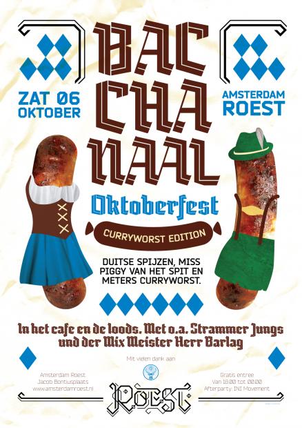 Bachanaal Poster