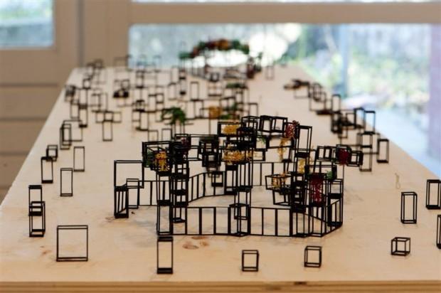 Installation view Rietveld Academie
