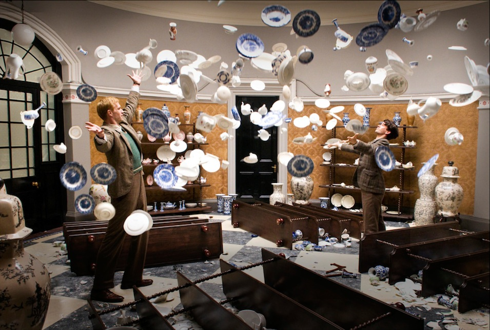 Film Fetish Friday: Cloud Atlas, Anna Karenina, Populaire