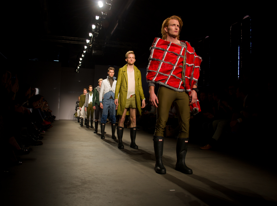 Amsterdam Fashion Week Day 3 - Allan Vos