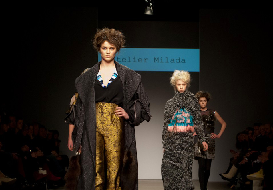 Amsterdam Fashion Week Day 2 - Atelier Milada by Ann Boogaerts