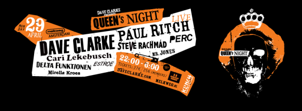 Dave Clarke Presents - Queen's Night