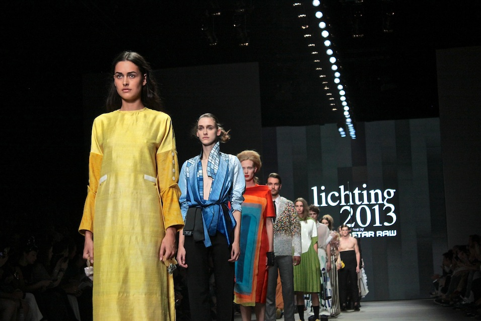 Fashion's next big things at Lichting 2013