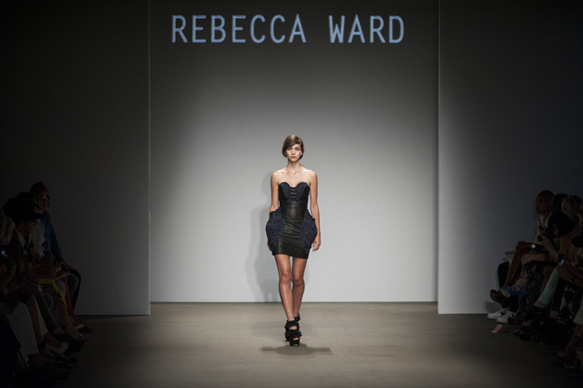 Rebecca Ward ss2014 First look
