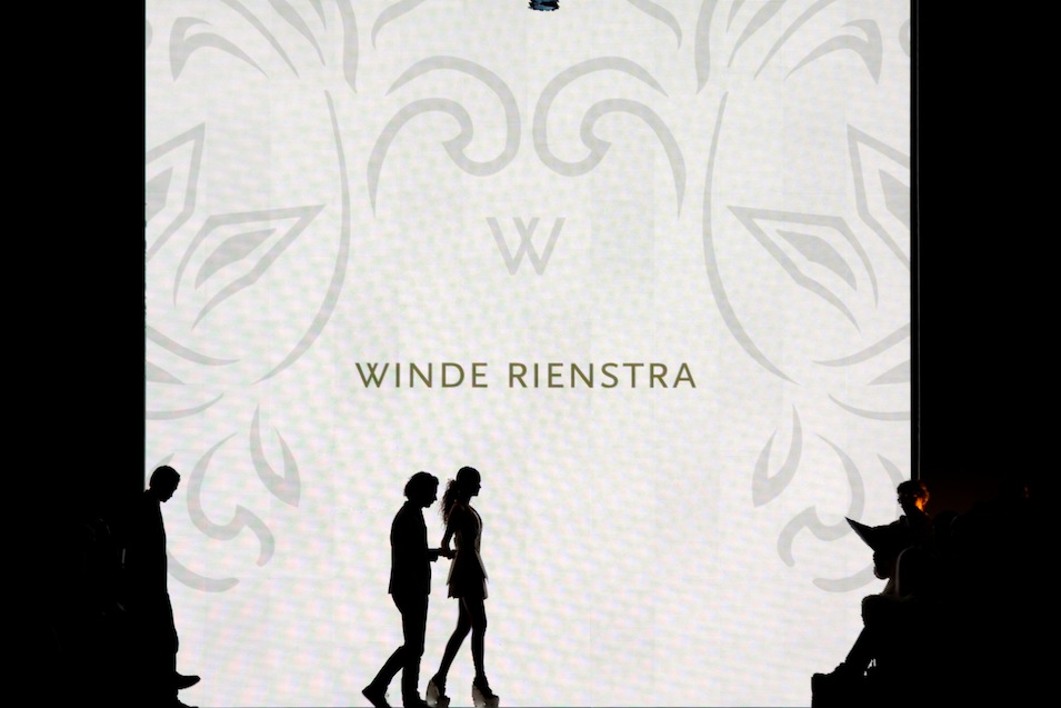 A clear signature and statement pieces at Winde Rienstra